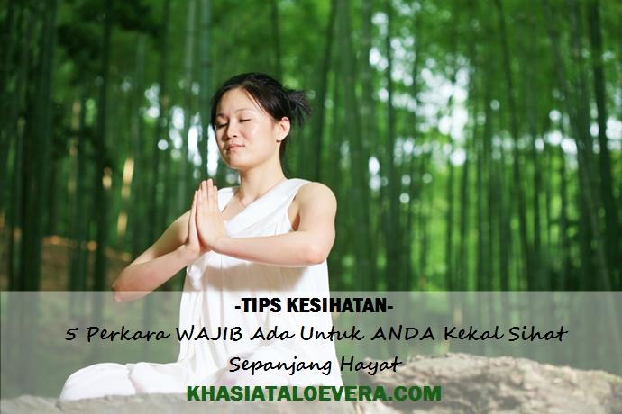 Tips Kesihatan