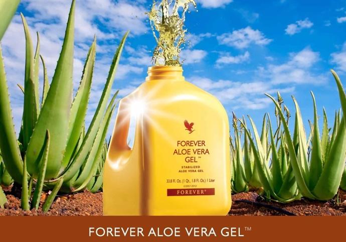 Khasiat Aloe Vera Forever Living