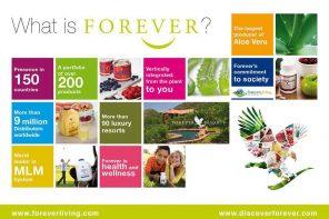 Bisnes Aloe Vera Forever Living
