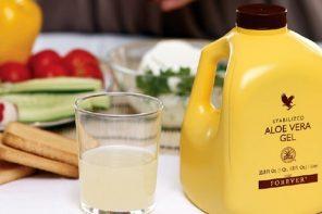 Khasiat Aloe Vera | Kesihatan Anda Bermula di Usus!!