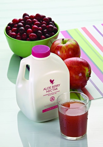Aloe Berry Nectar Forever Living Malaysia