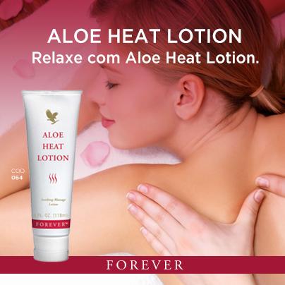 Khasiat Aloe Vera - Forever Living Aloe Heat Lotion