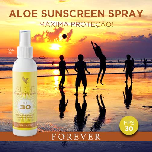 Khasiat Aloe Vera - Forever Aloe Sunscreen Lotion