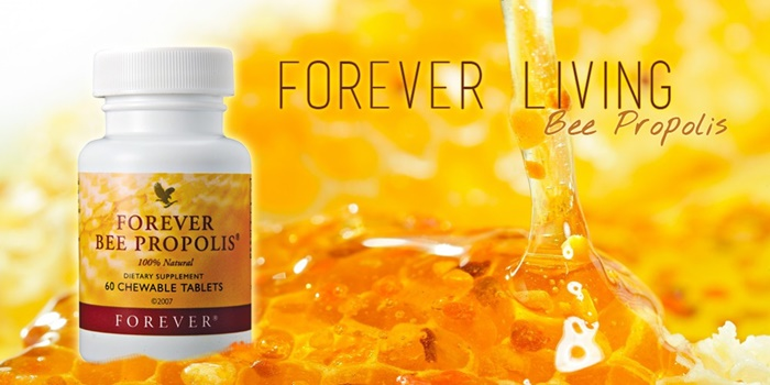 Khasiat Bee Propolis - Bee Propolis Forever Living
