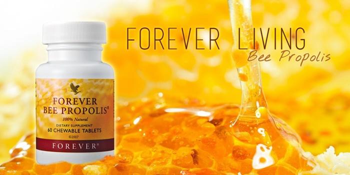 Khasiat Bee Propolis - Bee Propolis Forever Living