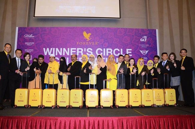 Winner Circle Celebration Forever Living Products
