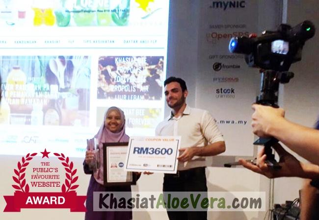 Malaysia Website Award 2016
