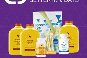 Cara Kurus Badan | Program Clean 9 Forever Living Products & Testimoni Clean 9