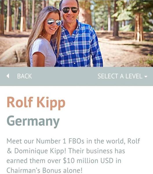 Jutawan Forever Living | Rolf Kipp Meraih Pendapatan Lebih RM2,000,000 Setiap Bulan Dengan Menjual Aloe Vera Gel!