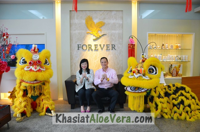 Tarian Singa Forever Living Products Malaysia