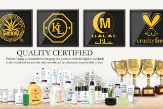 Khasiat Aloe Vera Forever Living Products Malaysia
