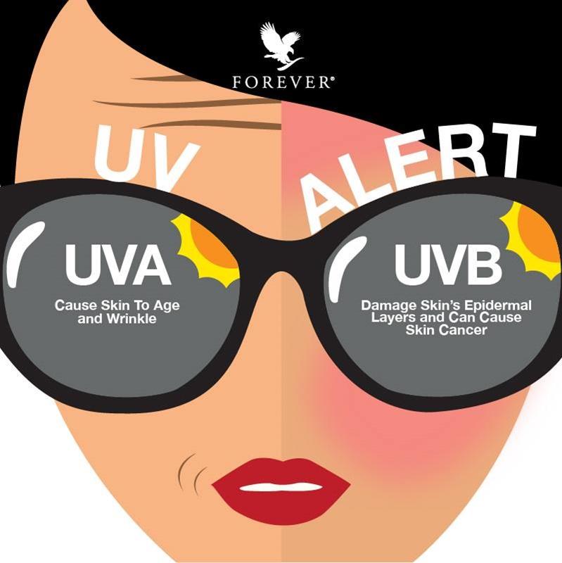 Tips Cantik Forever | Lindungi Kulit Dari Kesan Buruk Sinaran Matahari UVA & UVB Dengan Forever Aloe Sunscreen