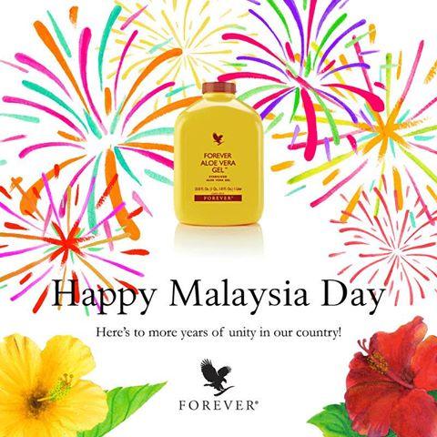 Perayaan Forever | Selamat Hari Malaysia 16 September 2017