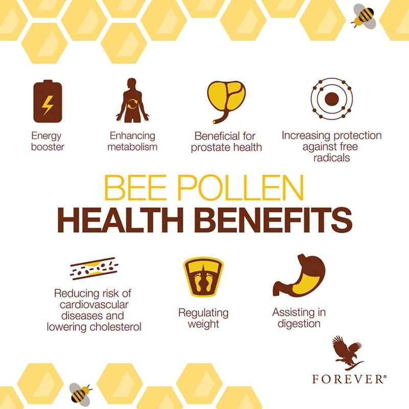 Khasiat Bee Pollen | 7 Khasiat Debunga Lebah @ Bee Pollen Yang Anda Perlu Tahu