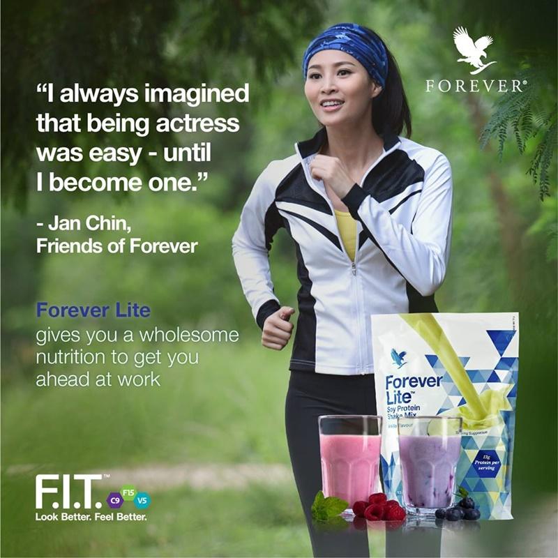 Khasiat Forever Lite | Forever Lite Soy Protein Shake Mix Memberikan Anda Nutrisi & Tenaga Yang Diperlukan Sepanjang Hari