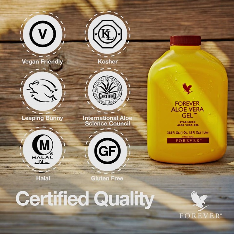 Khasiat Aloe Vera Forever Living Products FLP Malaysia