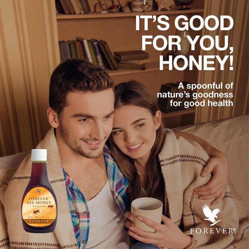 Khasiat Madu Lebah | Minum Secawan Air Madu Lebah Asli Forever Setiap Pagi Untuk Lebih Bertenaga Sepanjang Hari