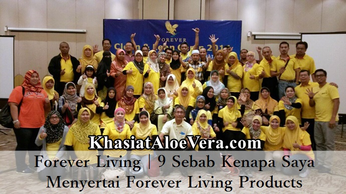 Khasiat Aloe Vera - Forever Living Products Malaysia
